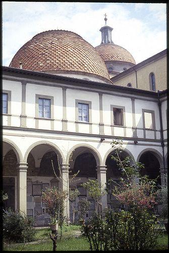 Brunelleschi - Santo Spirito