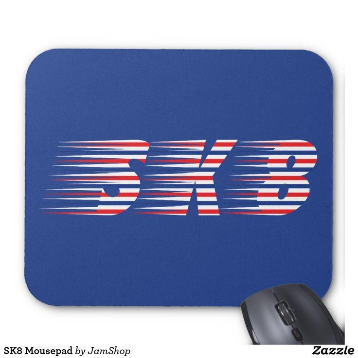 SK8 Mousepad