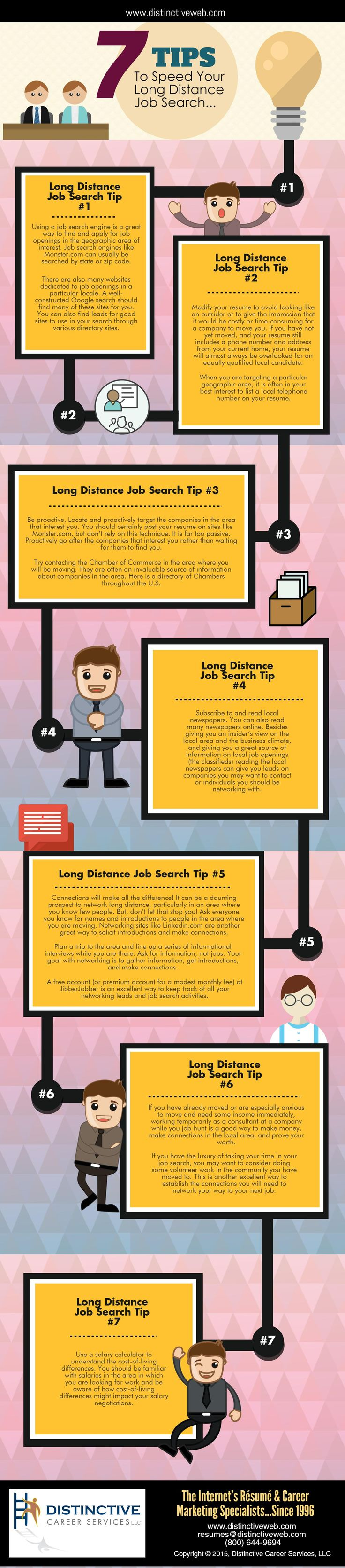best images about career job search infographics running a long distance job search can be challenging indeed we have compiled a list