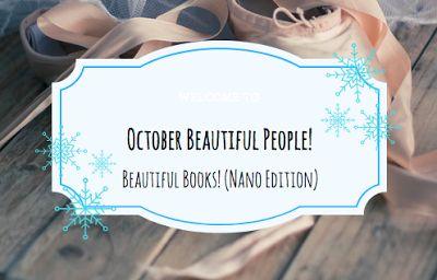 The Frozen Book Blog: October Beautiful People!