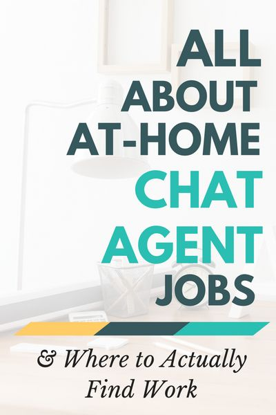 Looking for non-phone work from home jobs? Learn what it takes to be a chat agent and where to find these popular work from home jobs!