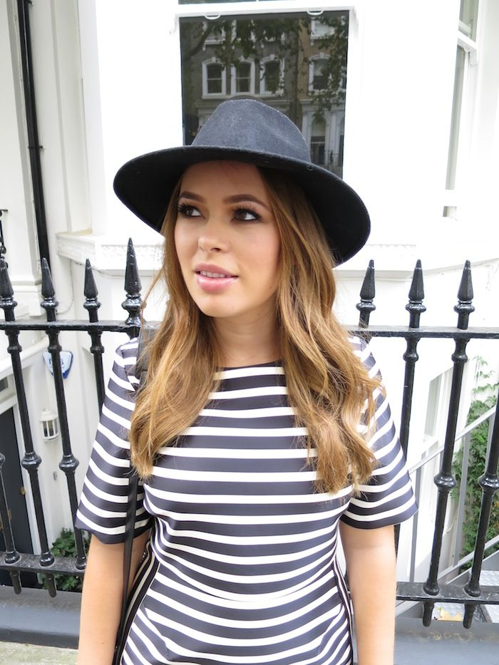 Tanya+Burr+London+Fashion+Week