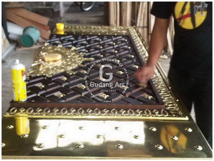 Review Image Pembuat Pintu Nabawi Gudang Art Jogjakarta - Indonesia