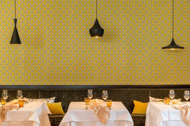 """Traditionshaus mit neuem Anstrich: In Südtirol bekam das Hotel """"Muchele"""" von der dritten Generation der Betreiber eine Verjüngungskur verschrieben."""