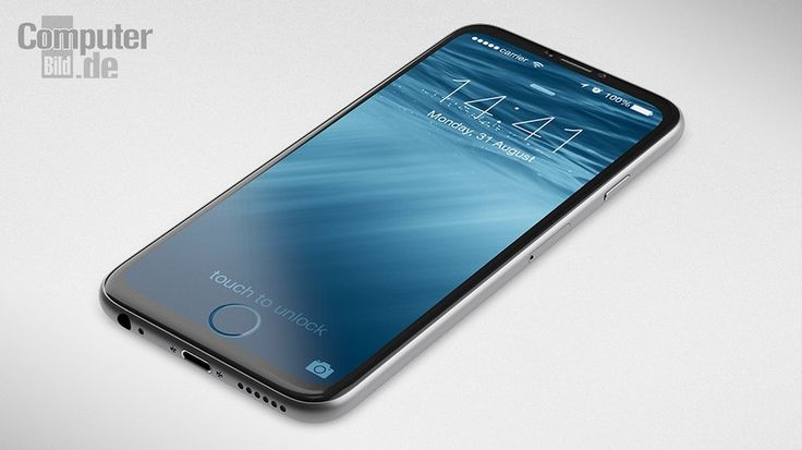 iPhone 7 Concept Reimagines The Home Button