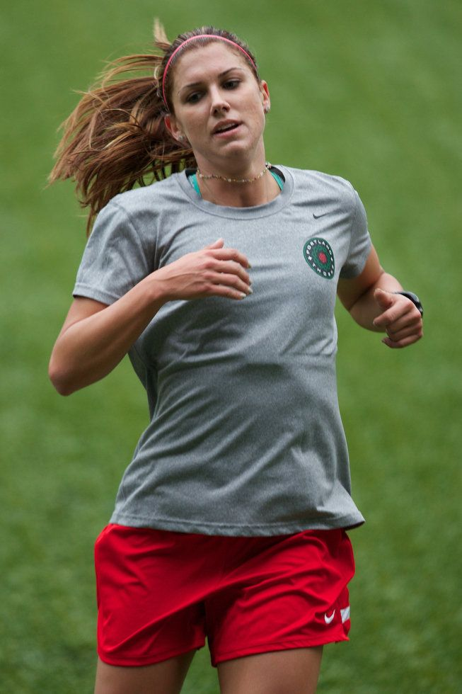 alex morgan - photo #14