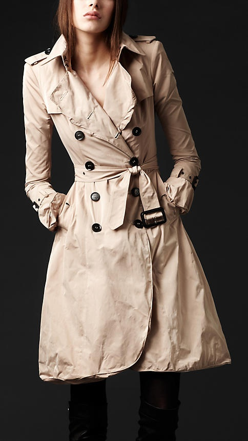 Yes please! Burberry has the best trench coats known to man.