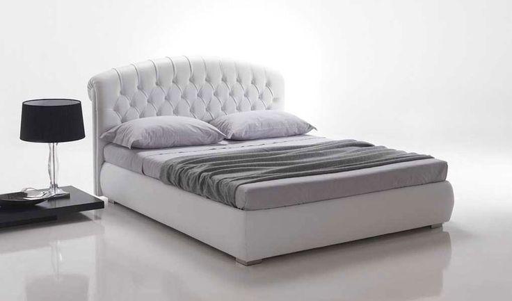 Καπιτονέ κρεβάτι Miami