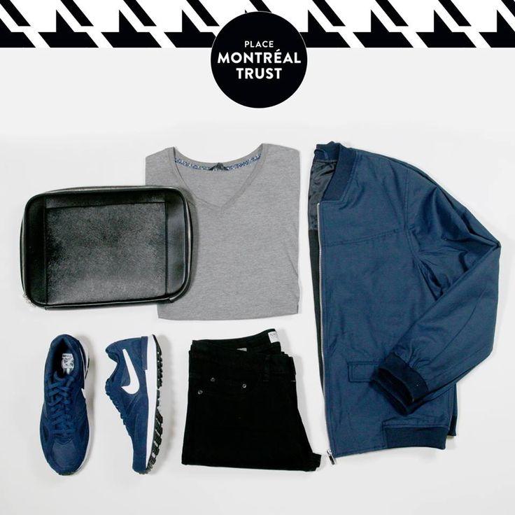 #PMTLook  Du #style au #bureau, en mode #confo. #RWCO #LittleBurgundy #OOTD #Fashion #Shopping #Mtl #Men #Mode #PMT