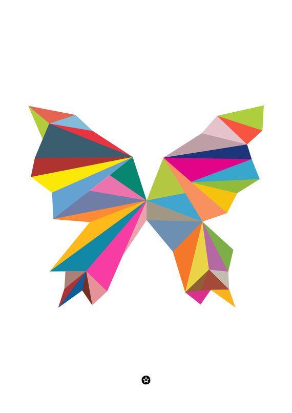 Butterfly - Rainbow