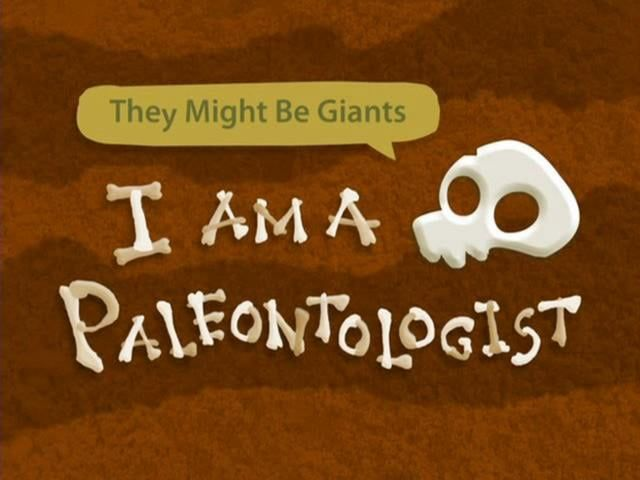 They Might Be Giants - I Am a Paleontologist w/Danny Weinkauf on Vimeo