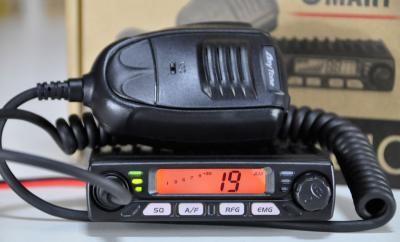 Radio CB SMART Najmniejsze radio CB na świecie !!!