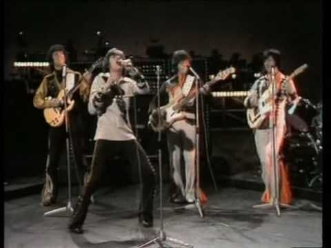 The Osmonds - Crazy Horses  Love this song as a kid.  Never saw the video.  Kind of funny.