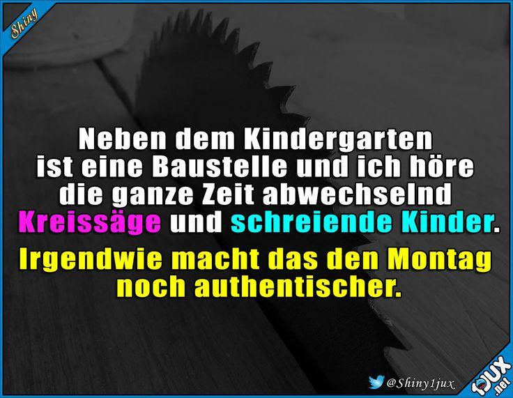 Seltsame Kombi, aber passt zum Montag. #Montag #Horror #Sprüche #Memes #Humor #schwarzerHumor