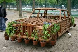 """coté jardin les images pour """"voiture bois"""""""