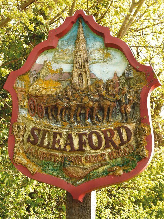 Sleaford, Lincolnshire