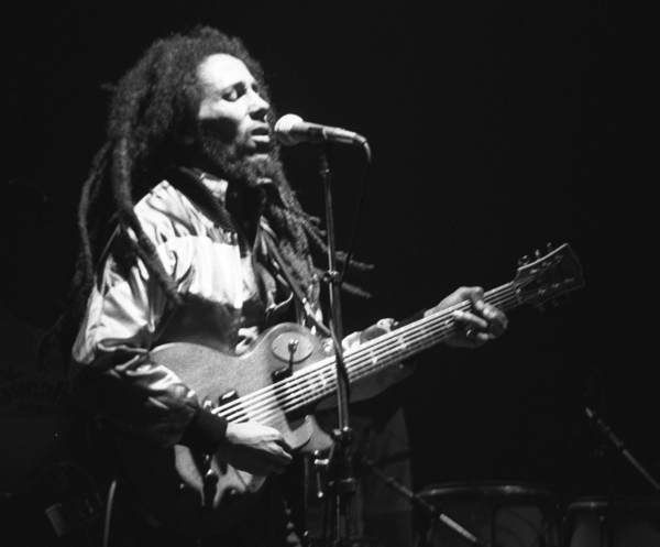 8. Bob Marley worked for the Du Ponts