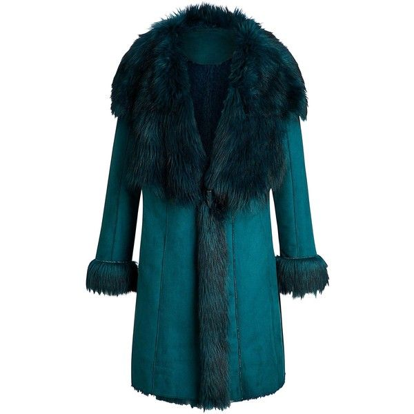 1000  ideas about Fur Trim Coat on Pinterest | Fur trim