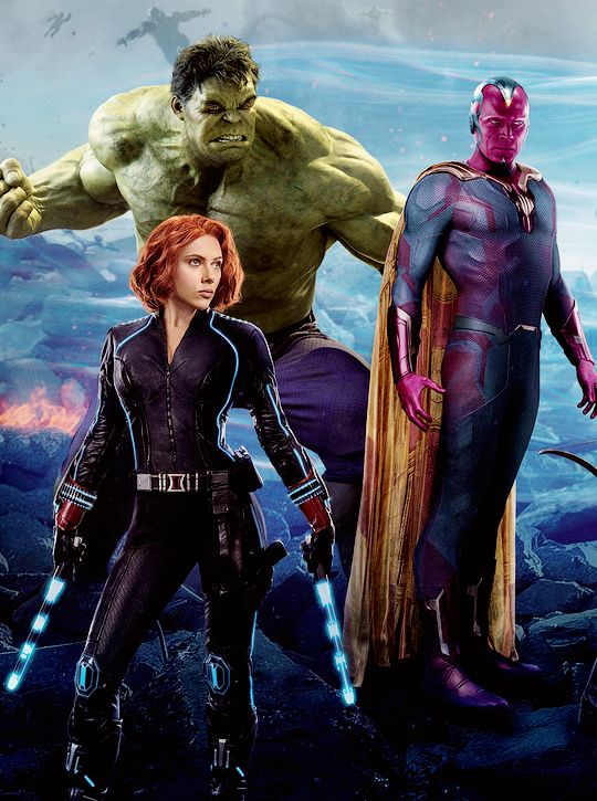 Entertainment Weekly's Avengers Age of Ultron covers ...