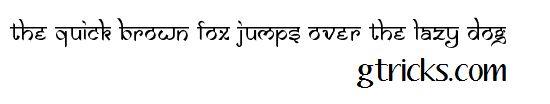 Download Samarkan Hindi Font देवनागरी नाम: समर्कन नर्मल ट्रुटाइप cultural appropriation? ;P