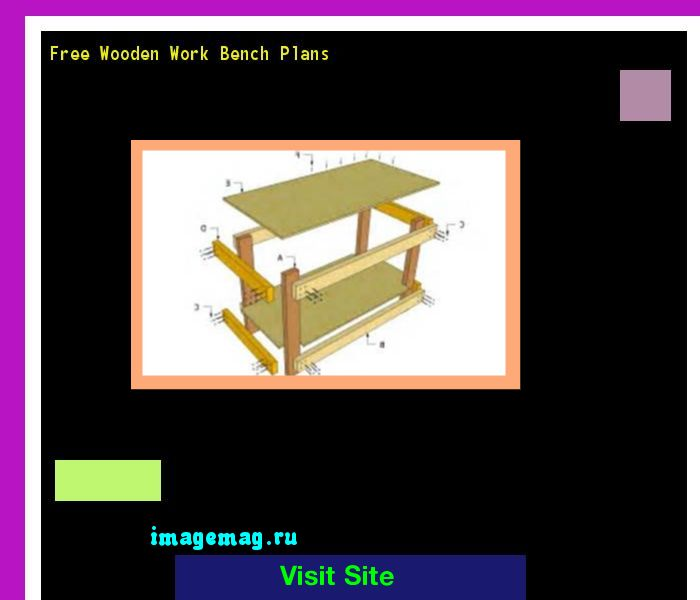 Free Wooden Work Bench Plans 181141 - The Best Image Search