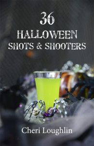 36 Halloween Shots & Shooters eBook contains 36 original, adapted and popular shots ideal for scaring up a devilish Halloween party. A full color photo of the exact drink is included with every recipe. Kindle link: http://amzn.to/1tIwory