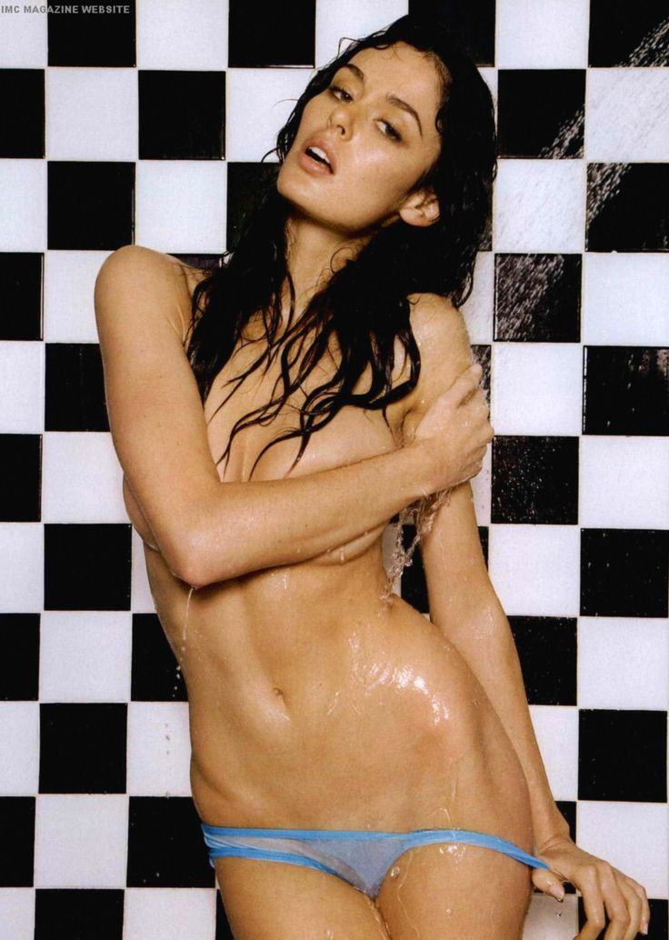 Nicole Trunfio photographed by Richard Kern