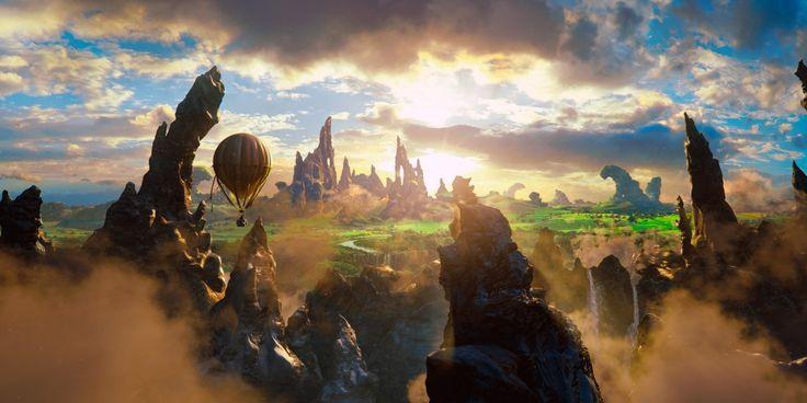 Les Critiques Cinéma de Piwi: Le Monde fantastique d'Oz