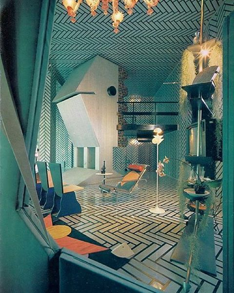 97 best 80's Interior Design and Architecture by Neon Talk ...