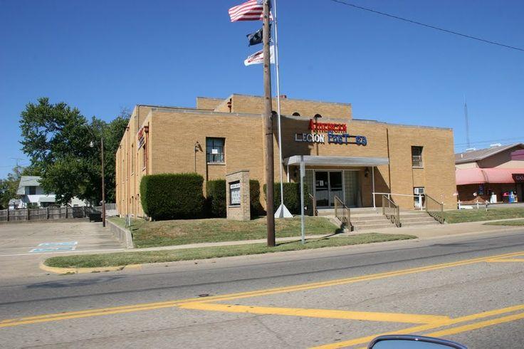 Post 69 - American Legion @ Robinson , Illinois......(1622394350)