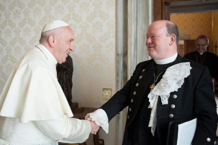 """Armonia Espiritual: Cristianos perseguidos: El papa afirma que su """"tes..."""