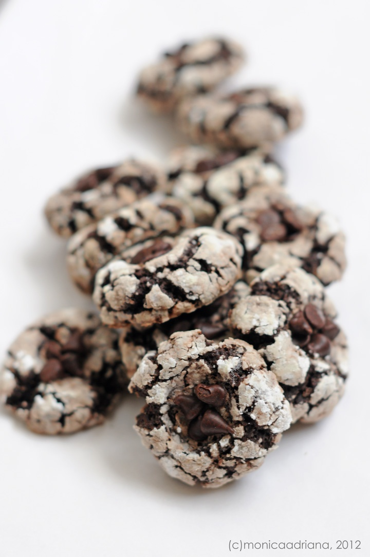 """truffle dough cookies - on my """"must try"""" list! recipe from @deservedesserts"""