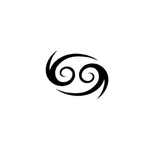 25+ Best Ideas About Zodiac Cancer Tattoos On Pinterest