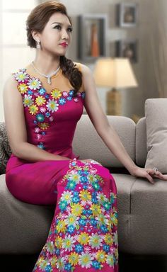 myanmar fashion 2015 - Google Search