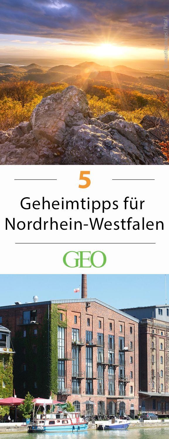 Deutschland: Fünf Geheimtipps für Nordrhein-Westfalen – GEO