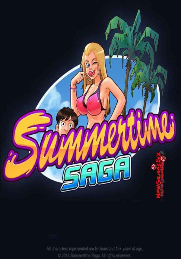 Summertime Saga Free Download Pc Games Setup Game Download Free