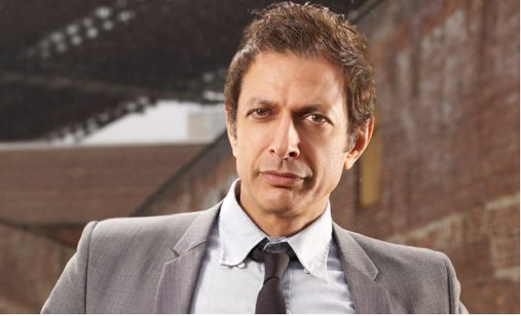 Jeff Goldblum as Det Zach Nichols - Law & Order Criminal Intent