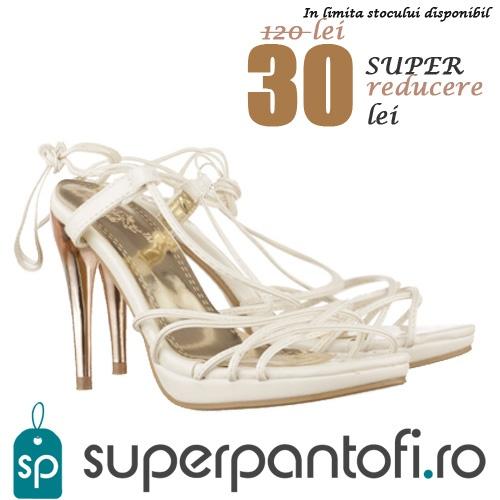 http://www.superpantofi.ro/sandale-albe-cinderella-962