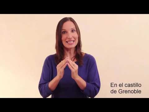 El Castillo de Grenoble y La Boda - YouTube