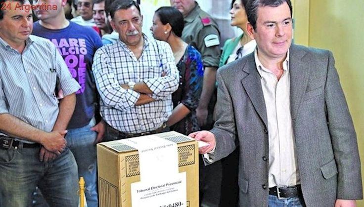 Elecciones 2017: Santiago del Estero también elige gobernador