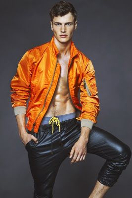 HommeModel - The Premier Source for Menswear in High Quality: EDITORIAL:  The Young &