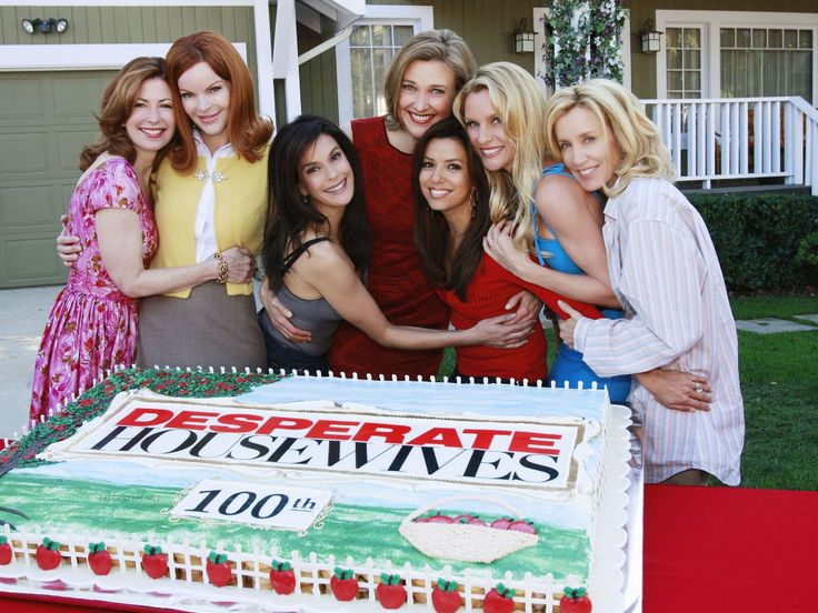 Seriez-vous capable de faire ce gâteau Desperate Housewives gigantesque ?