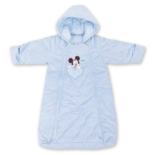 Disney Baby Long Sleeve Sleep Bag With Hood