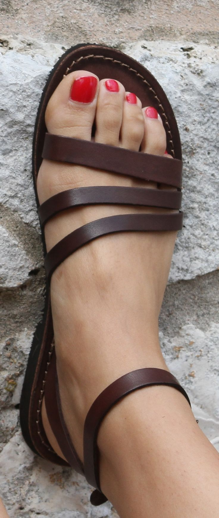 I love SANDALS :-), especially if they dont have that annoying piece between the toes like flip flops.