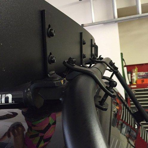 Гарвин-пустынник приключения стоечного ветер дефлектор-стойка установки заднего ход