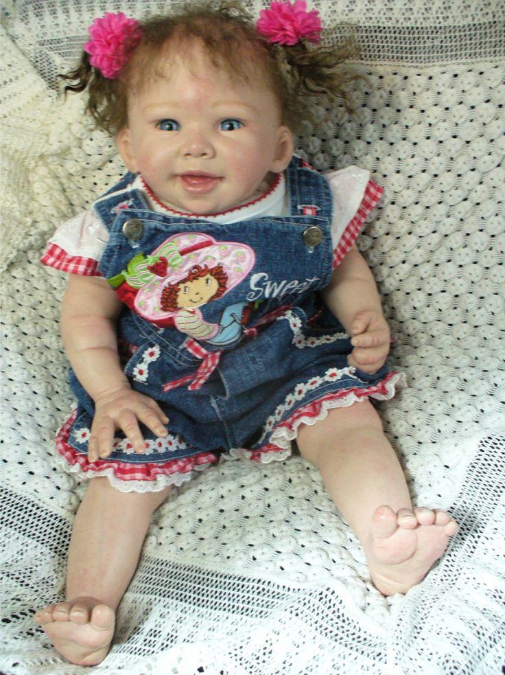 ELLA ROSE - REBORN BABIES/FAKE BABIES/LIFE LIKE BABIES, OOAK BABY DOLLS