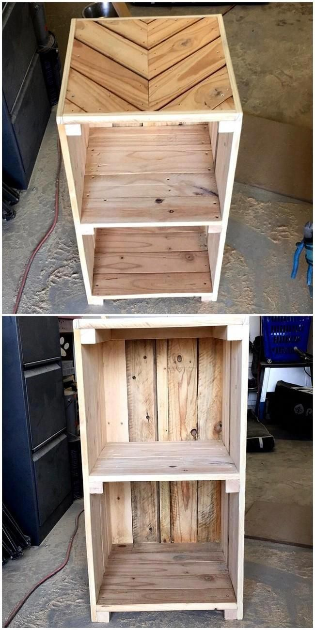 Wooden Pallet Furniture Diy