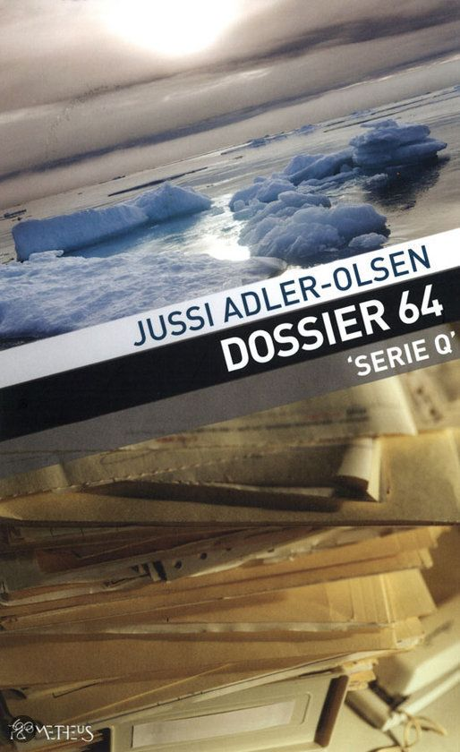 Dossier 64 - Jussie Adler-Olsen.