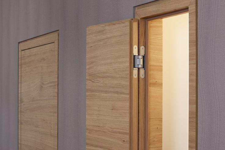 Concealed door hinge TECTUS® - SIMONSWERK