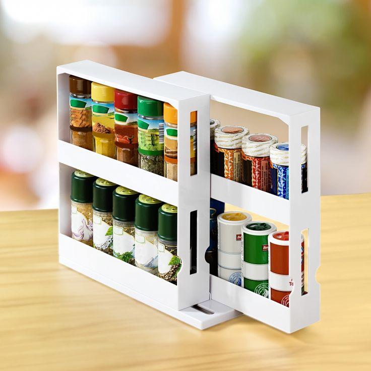 17 meilleures id es propos de organiser armoire pices - Faire des etageres dans un placard ...